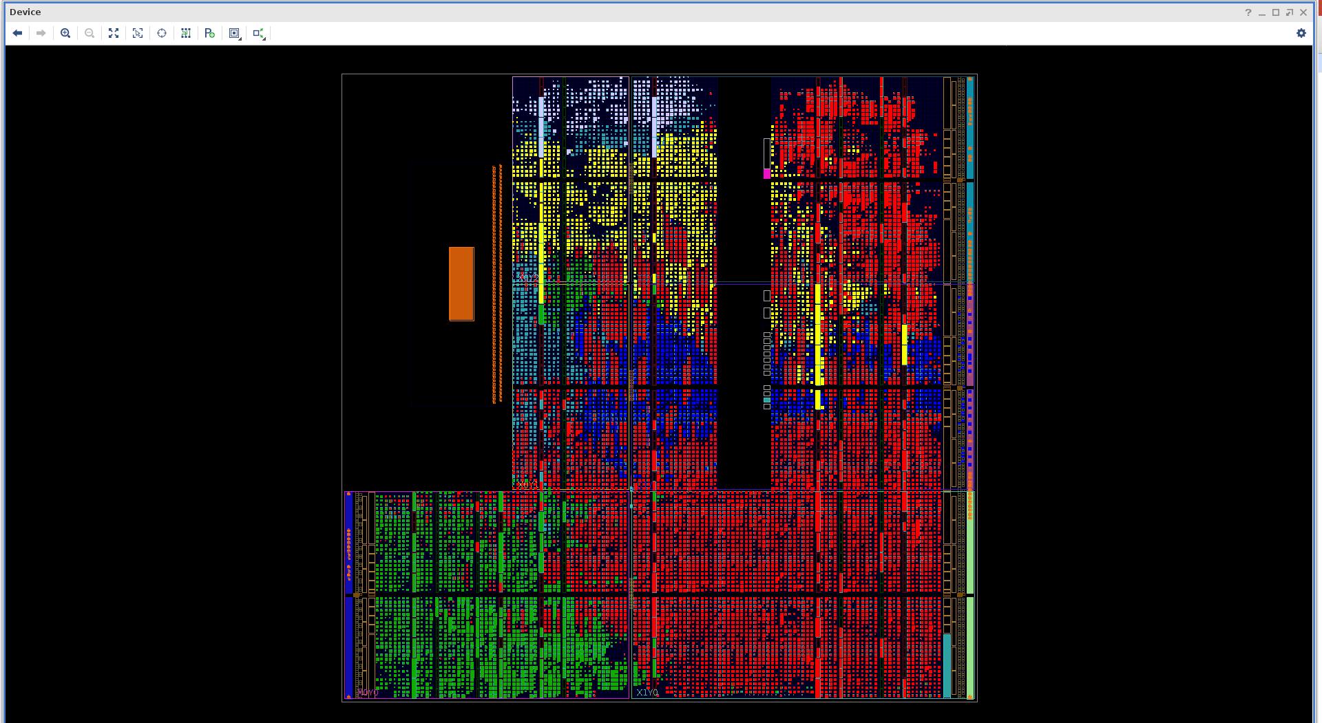 FPGA art